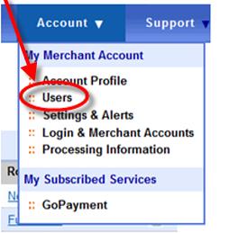 change user account control