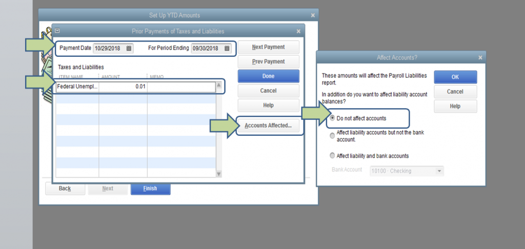 Adjust Payroll Liabilities in QuickBooks Desktop