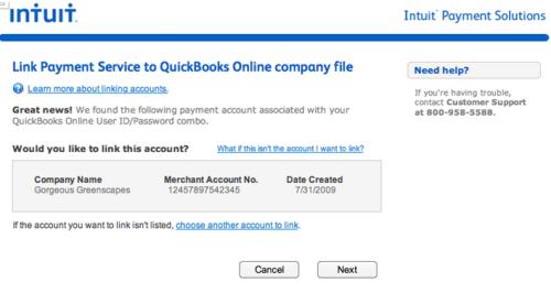 Link Merchant Account In QuickBooks Online