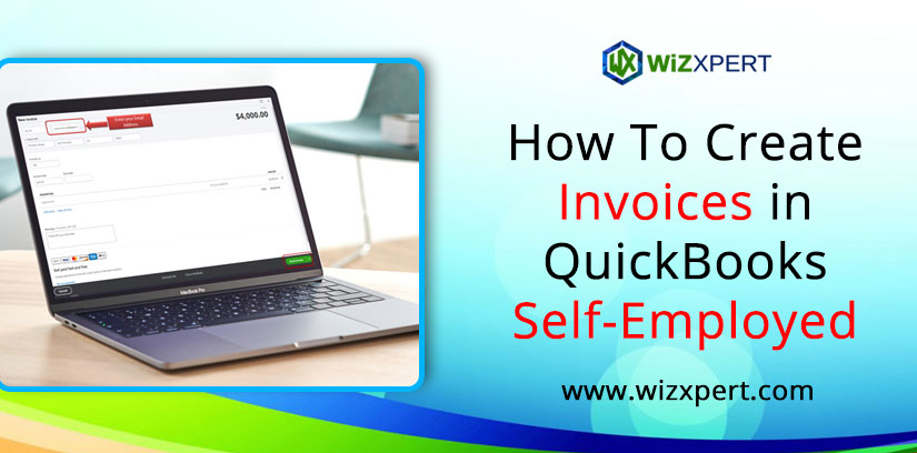 How To Create Invoices in QuickBooks Self-Employed