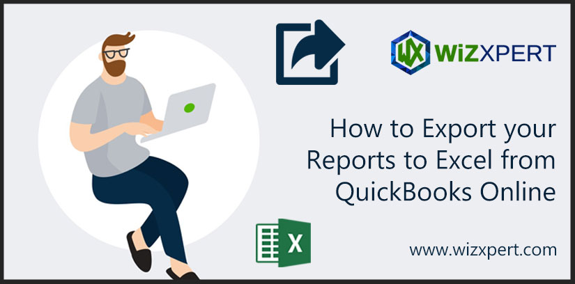 How to Export your Reports to Excel from QuickBooks Online