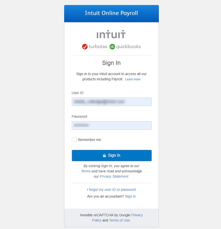 Print Paychecks With QuickBooks Online Payroll