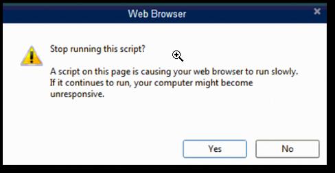 Stop running script (Fix errors in converting Quickbooks Desktop to Online) Wizxpert