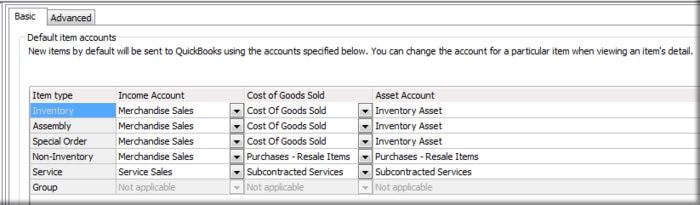Check sales receipt in QuickBooks
