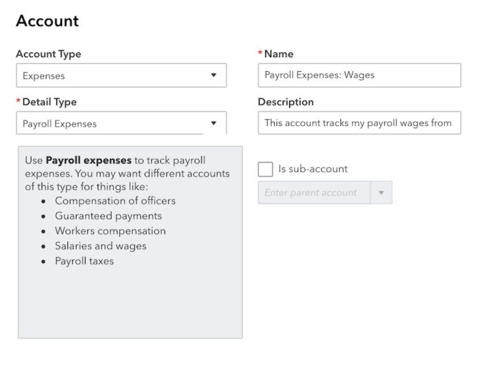 Enter Payroll Paychecks in QuickBooks Online