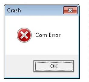 QuickBooks com error message
