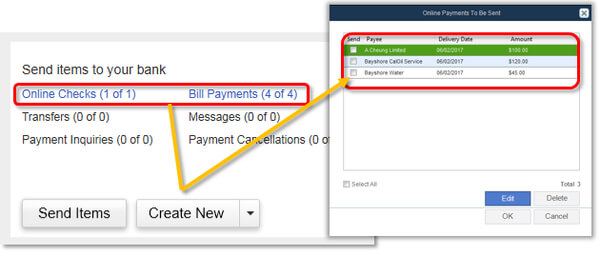 Side-by-Side or Express mode in QuickBooks