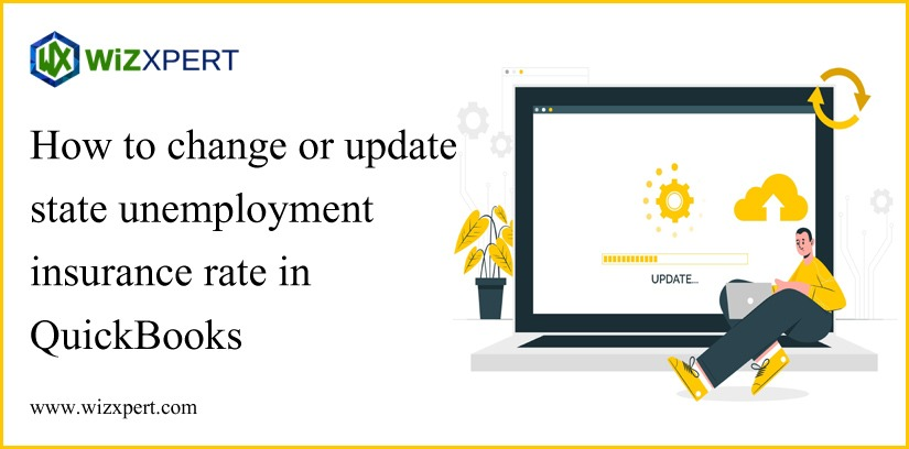 How to change or update State Unemployment Insurance rate in QuickBooks
