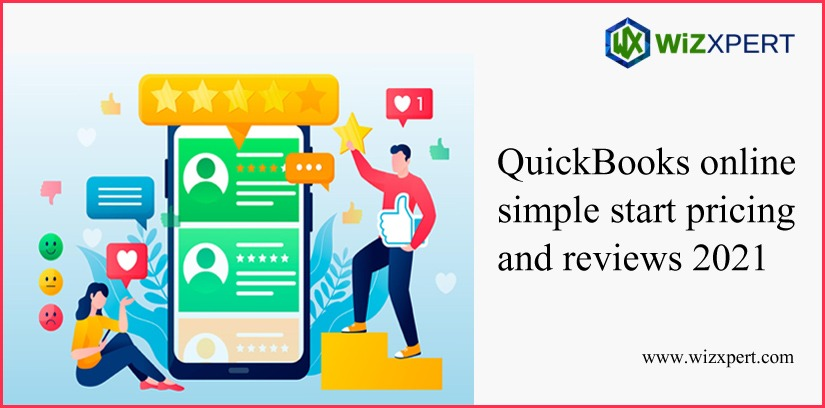 QuickBooks Online Simple Start Pricing And Reviews 2021 QuickBooks Online Simple Start Pricing And Reviews 2021